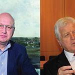 Tim Collins & John Rowe