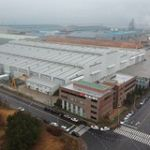Grand opening: Stainless steel plate factory in S.Korea