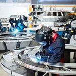 RD X3 PM welding torch meets welders' requirements