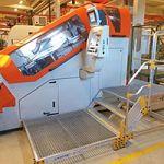 BUMAX installs state-of-the-art machines in Šshammar
