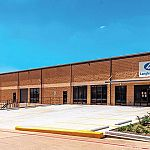 Langley Alloys' new facility with an area in excess of 30