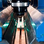 approximately 700,000 metric tons of cold-rolled, 200, 300 and 400 series stainless steel. Guild to supply fiber laser welder to a Steel Producer