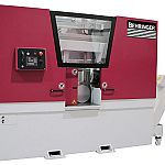 HBE series of band saws for cast iron construction