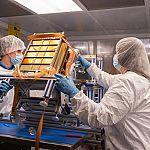 NASA solar sail CubeSat ready for launch on Artemis I