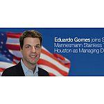 Eduardo Gomes joins MST as Managing Director