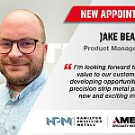 AMETEK SMP appoints Jake Bear as Product Manager