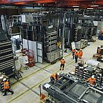 Metso Outotec opens a new laser welding unit in Finland