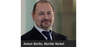New chairperson for Nickel Institute