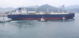 NOVATEK ships first LNG cargo to China
