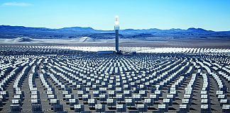 As of 2016 there was a total installed CSP capacity of 4