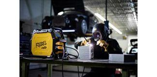 ESAB Rebel™ EMP 205ic AC/DC multi-process welder