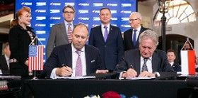 Poland's PGNiG sings LTA with Cheniere for LNG supply