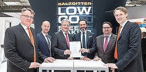 Tenova and Salzgitter AG sign an MoU for SALCOS project