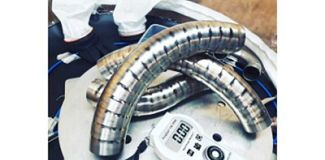 PurgEye® 100 designed by HFT for oxide-free welds