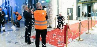 Sandvik inaugurates titanium powder plant in Sweden