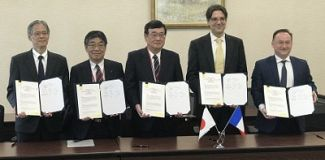 Framatome signs a cooperation agreement with Japan