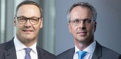 Osburg as Chairman and Evers as CFO of thyssenkrupp