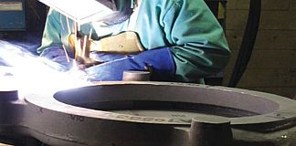 Casting upgrade welding