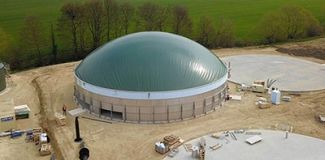 WELTEC BIOPOWER builds a biogas plant near Seoul