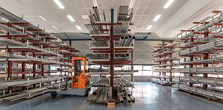 Hart BV warehouse