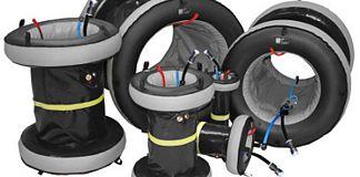 HFT®'s QuickPurge® for large diameter pipe purging