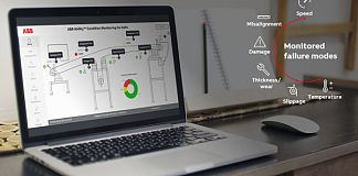 ABB unveils ABB Ability Condition Monitoring for belts