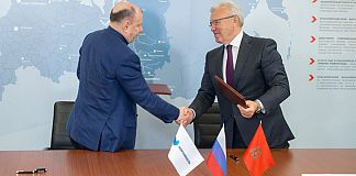 Nornickel signs an agreement with Krasnoyarsk Govt