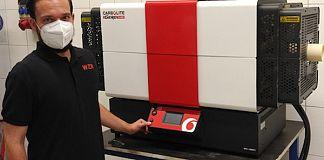 WZR installs sinter furnace for metal AM