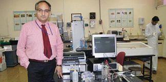 Dr. Reza Javaherdashti, Head of Corrosion research.