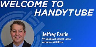 HandyTube hires Jeffrey Farris as Vice President