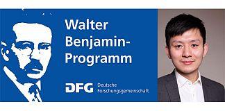 Dr Yan Ma receives Walter Benjamin Grant