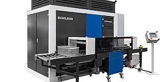 EcoCcompact for efficient solvent cleaning units