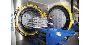 Solar Atmospheres adds all-metal hot zone furnace