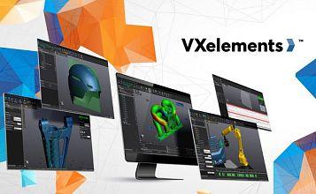 Creaform announces the release of VXelements 9.0