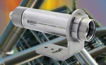 Fluke expands its Thermalert 4.0 pyrometer series