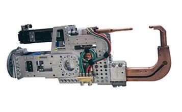 NIMAK develops ntcGUN A robot welding gun