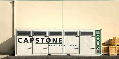 Capstone secures a follow-on order for C1000 series