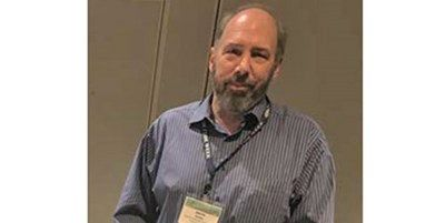 Keith Hottle receives ASTM Service Award