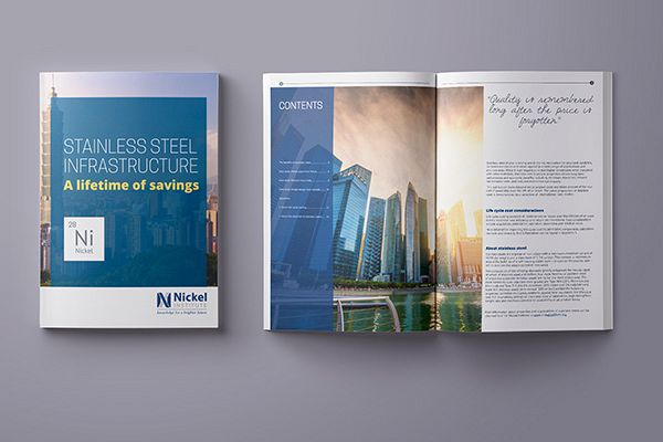 Stainless Steel Infrastructure: a lifetime of savings