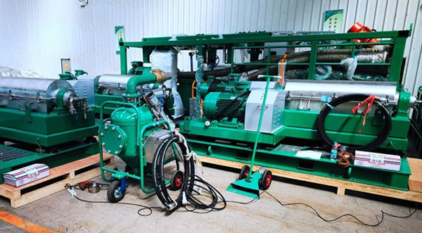 GN provide drilling waste management systems to Nigeria