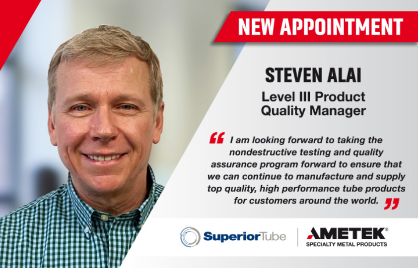 New Appointment Steven