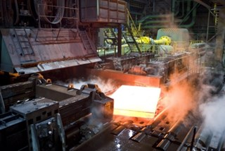 For centruries Ilsenburg, Germany, has been known for its iron and steel industry
