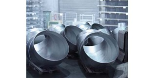 Pipes, elbows, flanges, fittings