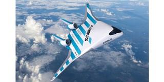 MAVERIC blended wing body design