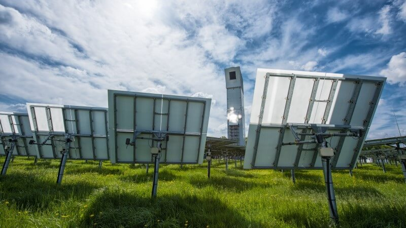 High performance tubes for solar salt receiver