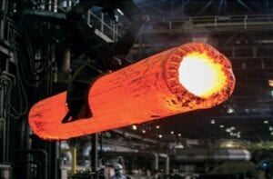 The company's mother mills in Japan are committed to providing a stable supply of steel products, both in Japan and overseas.