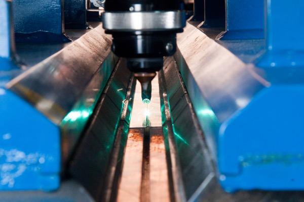 Guild to supply fiber laser welder to a Steel Producer