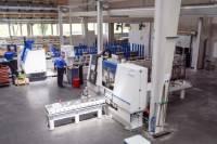 Saw cutting machines BM Switzerland