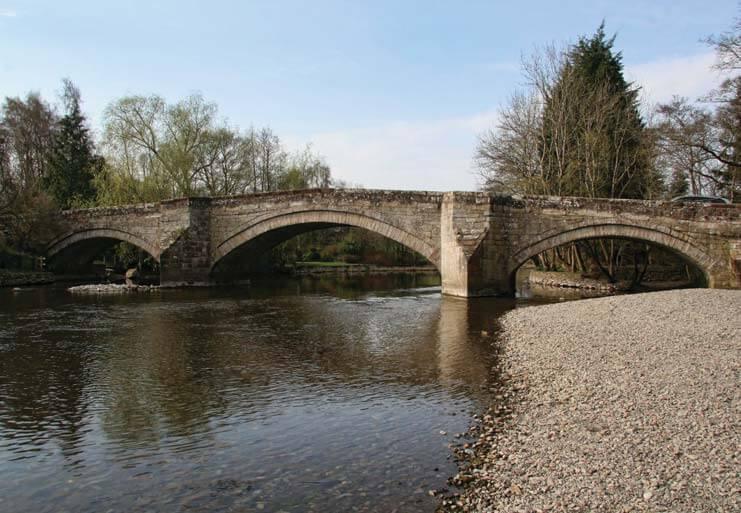 Original Pooley Bridge